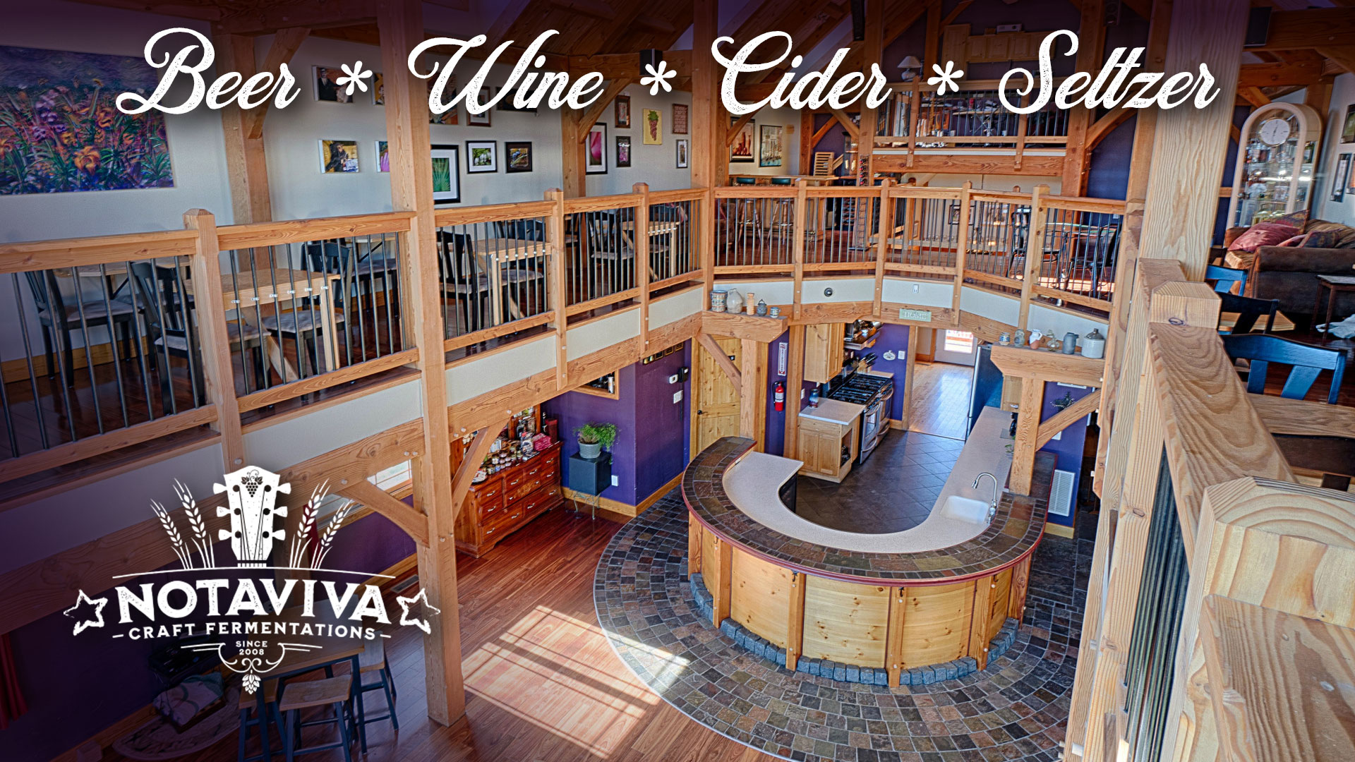 winery brewery near harpers ferry and leesburg serving wine beer cider seltzer