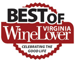 Virginia Wine Lover Magazine best of wedding venues